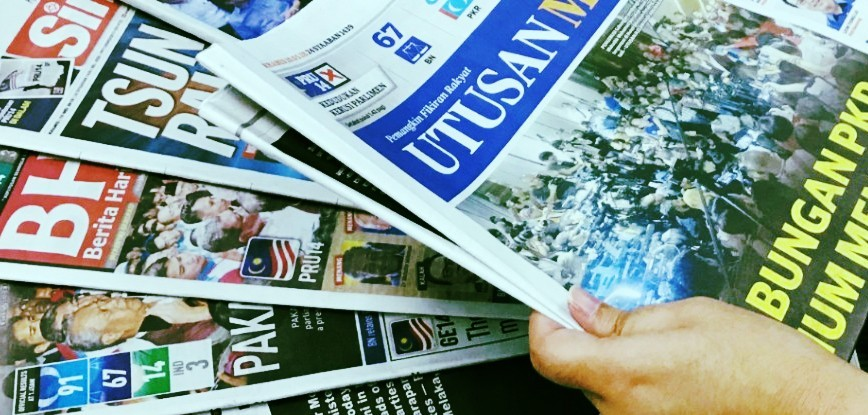 Regaining Trust Post GE14: A New Hope for the Mainstream Media?