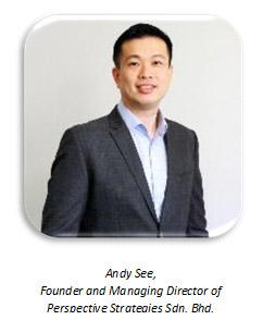 Andy See, Founder and Managing Director of Perspective Strategies Sdn. Bhd.